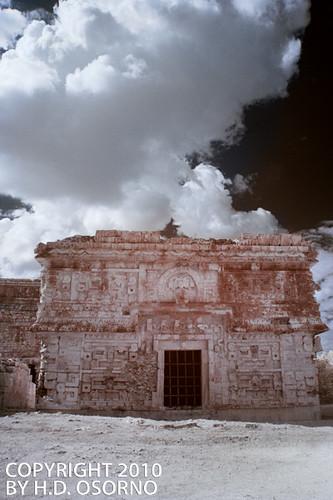 The Annex I, Chichen Itza - El Anexo I, Chichen Itza