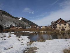 土, 2011-03-19 11:26 - 町の東側にある池