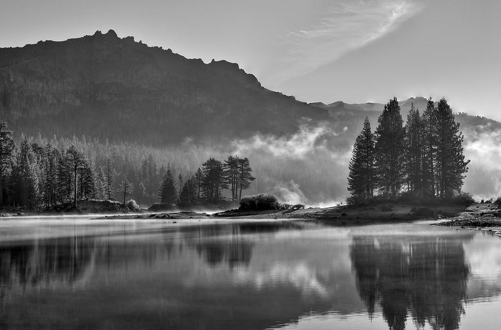 Silver Lake Fog