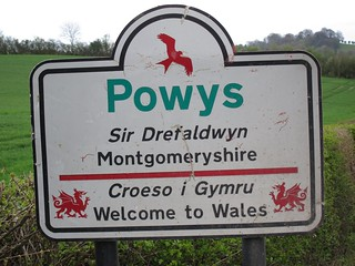 And finally into Wales | by shirokazan