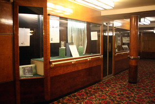 Queen Mary - Outside Former Second-Class Lounge (Now Brittania Room) | by Miss Shari