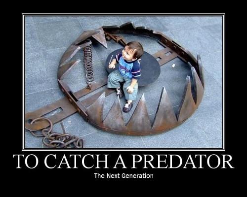 catch a predator   Chris McKenzie   Flickr