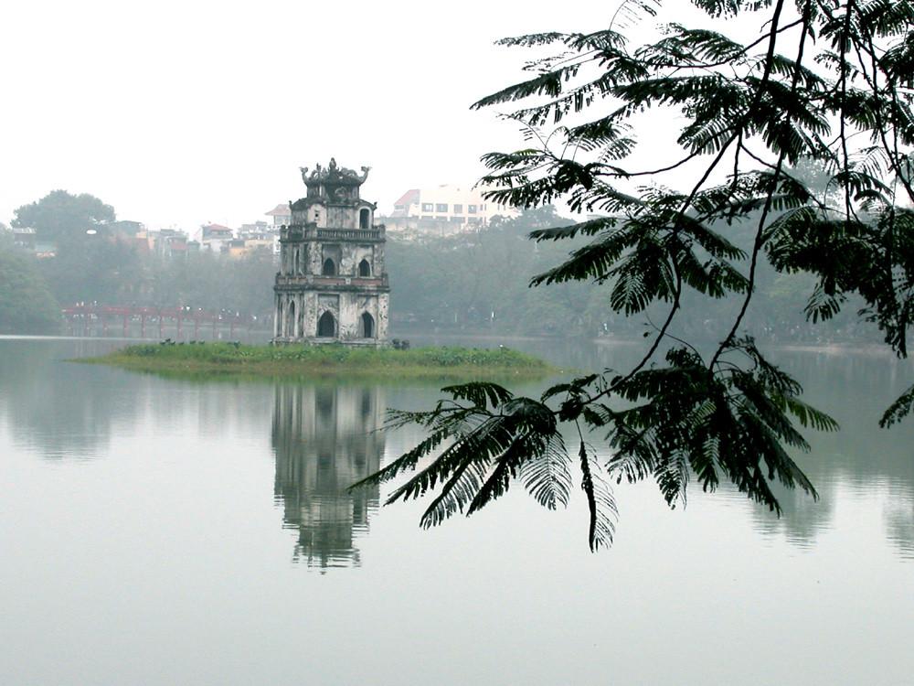 Hồ Hoàn Kiếm- Hà Nội | Hồ Hoàn Kiếm- Hà Nội Restore Sword La… | Flickr