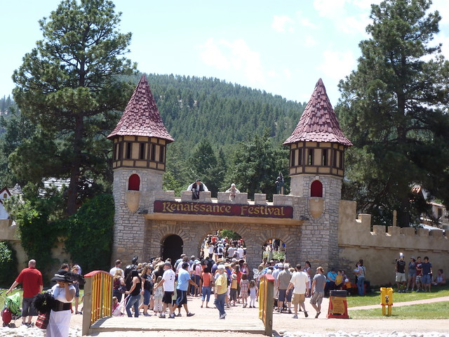 Our Neighbor, The Colorado Renaissance Festival