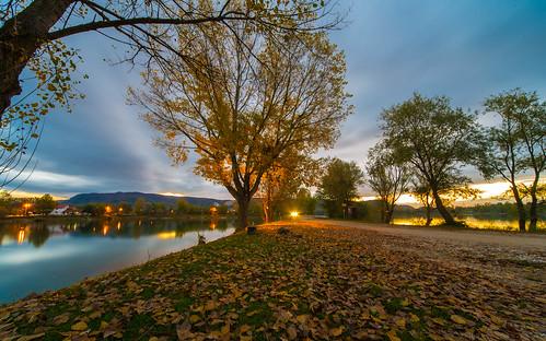 zaprešić zajarki lakes lakezajarki jezerozajarki morning autumn autumncolours autumnmorning sunrise hrvatska croatia nikond600 sigma12244556