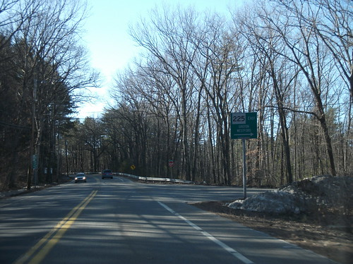 Massachusetts State Route 2A | by Dougtone