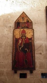 retablo pintura Museo Catedral Palma de Mallorca Islas Baleares 06