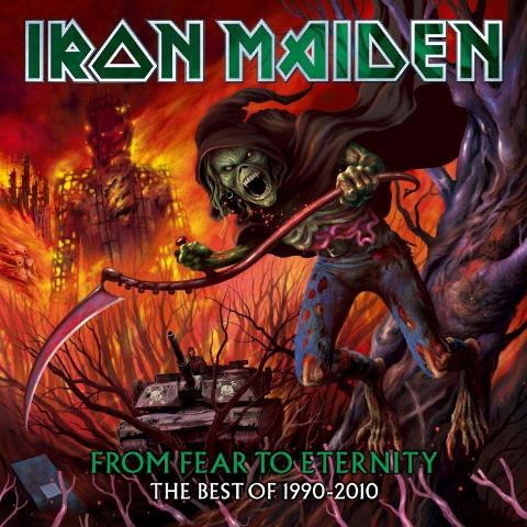 2011. április 11. 13:51 - Iron Maiden - From Fear To Eternity: The Best Of 1990-2010