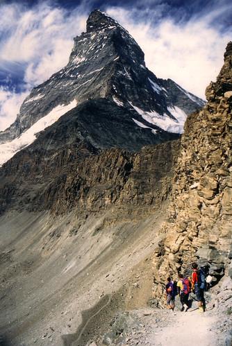 Hornli Ridge, the Matterhorn | by Ali Wade