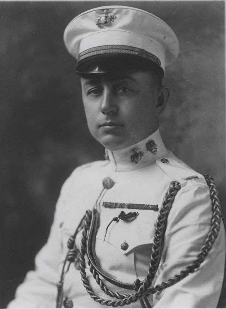 Lieutenant Clifton B. Cates