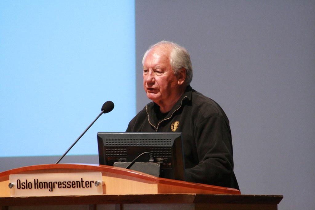 Jan Tore Berg-Knutsen, skytterpresident | Norges