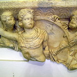 112. Museu de Ptolemaida.Relleu