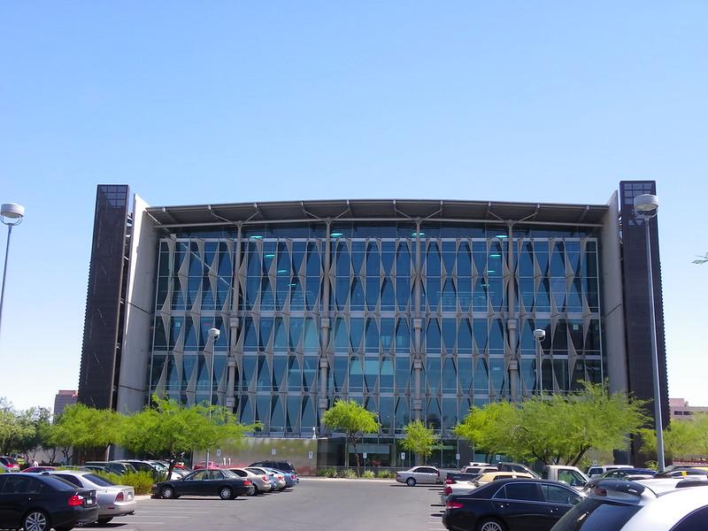 Burton Barr Central Library, Phoenix Public Library