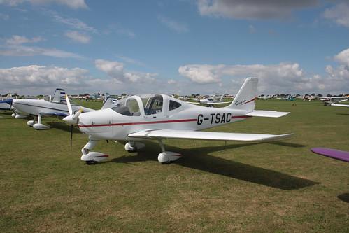 G-TSAC Tecnam P2002 [PFA 333-14611] Sywell