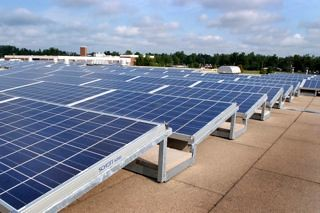 Casey Middle School - Williamsville, NY   by Solar Liberty