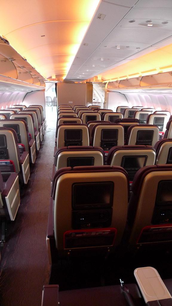Virgin Atlantic Premium Economy A330 | Miasiena | Flickr