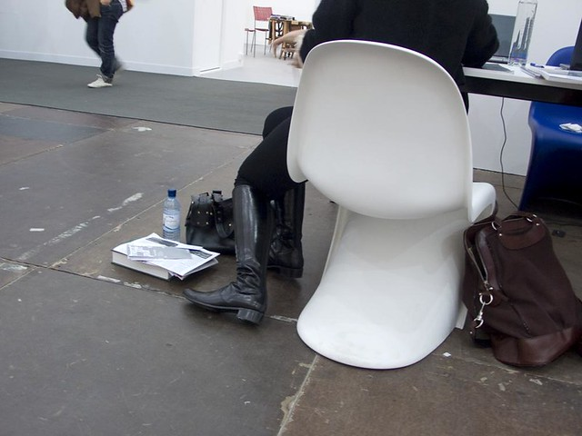 Frieze Art Chair