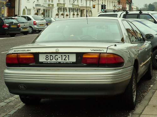1990s Chrysler Vision 3.5 Saloon. | by bramm77
