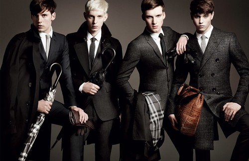 Burberry Fall Winter 2011-2012 | by STILOHOMBRE