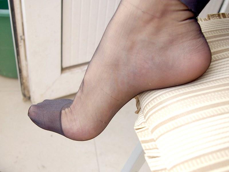 Feets nylon wikiFeet