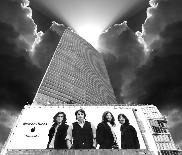 Now On Apple's iTunes: The Beatles! (Biscayne, Miami, Florida, USA)