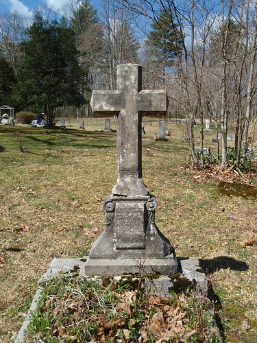 cemetary cross | by Joelk75