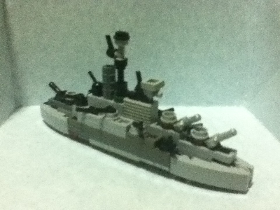 Yamato class Battleship | Bamberg2012 | Flickr