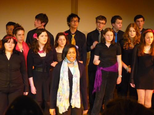 Oxford Singers Concert 6 (11-03-07)   by veganpixel