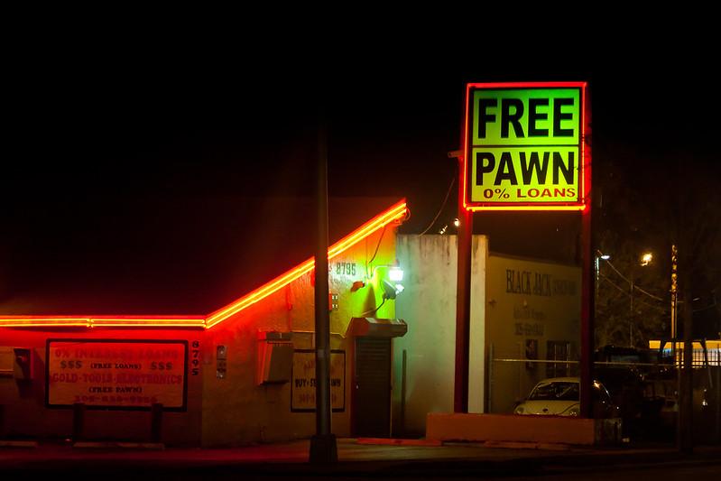 Free Pawn
