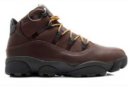 9602ab623bdd6c Nike Air Jordan Winterized 6 Rings Dark Cinder Black - Deep Garnet
