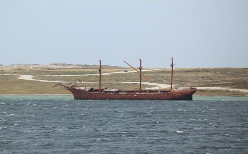 Lady Elizabeth Shipwreck | by Liam Quinn