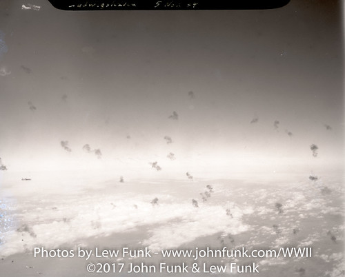 B17s on Mission to Ludwigshafen Germany 5 Nov 1944 | by John Funk from Golden Colorado