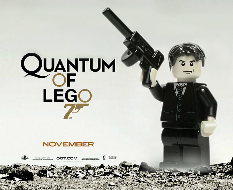 Quantum Of Lego