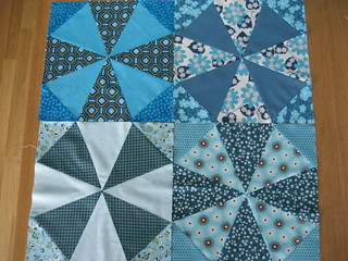 May / June blocks for Jessica