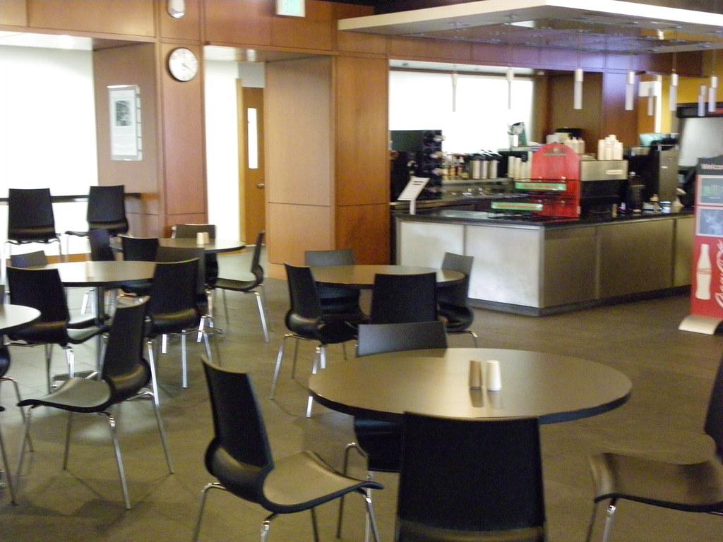 Cafe - J  WIllard Marriott Library, University of Utah | Flickr