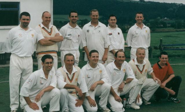 Steeton 1st XI 2001 (2)