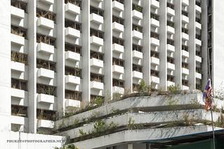 Abandoned hotel at Penang island | by Phuketian.S