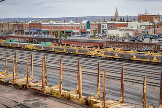 Laramie Wyoming Downtown | by Dave Dugdale