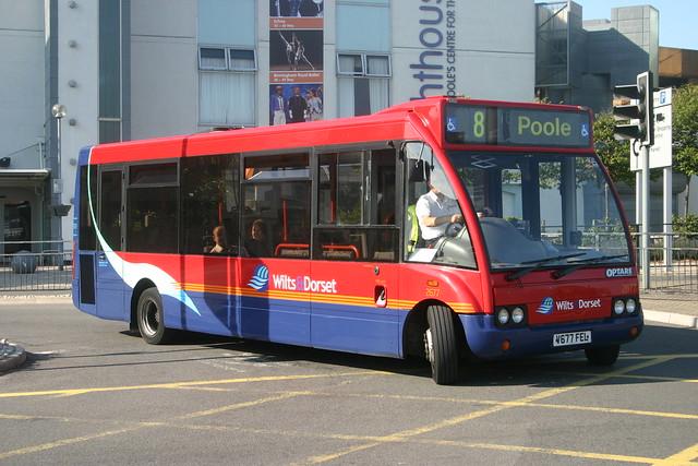 2677 V677FEL Wilts & Dorset