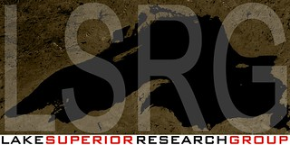 Lake Superior Research Group (LSRG) official logo | by zkruz