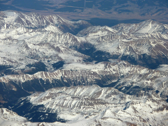 I'm guessng this is somewhere in the Rockies