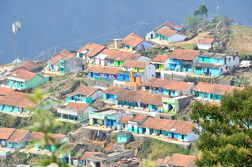 scenic tourist valley viewpoint kodai tamilnadu kodaikanal hillstation