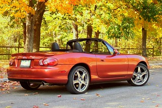Mazdaspeed MX5 Autumn Day | by It's me, Nik
