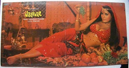 Jaanwar  - LP Centerfold
