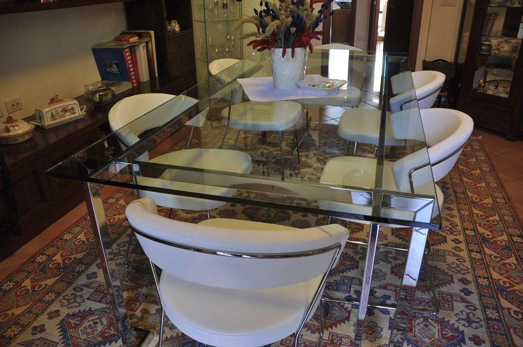 tavolo lord gallotti radice sedie calligaris adriano