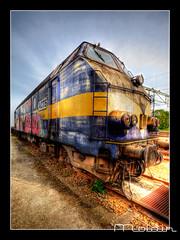 ACTS 6702 dieselloc