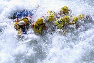 Queenstown Rafting