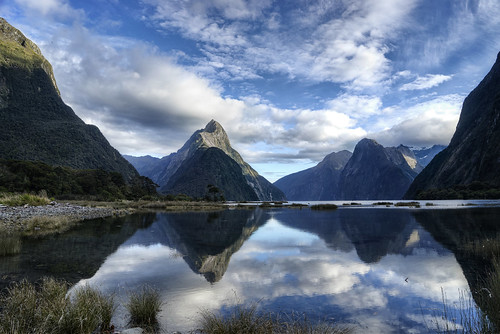 Milford Sound, New Zealand | by Mike Beauchamp