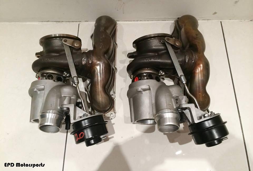 EPD Motorsports N20 HTA Upgrade Turbo For Bmw F30 320i/328…   Flickr