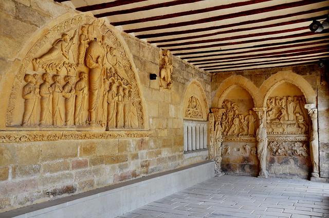 135 - Atrio - Basílica San Prudencio - Armentia / Vitoria - Gasteiz (Alava) - Spain.